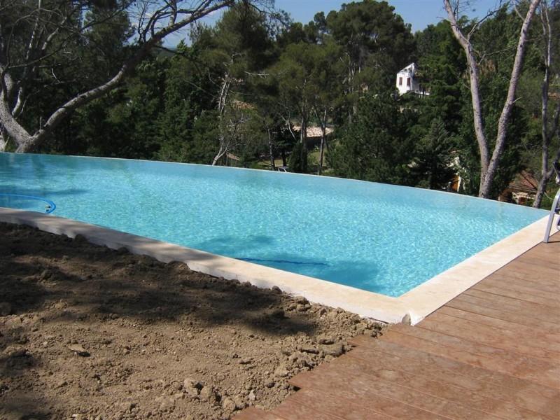 Tour de piscine en bois ipe calas 13 les terrasses du bois - Tour de piscine en bois ...