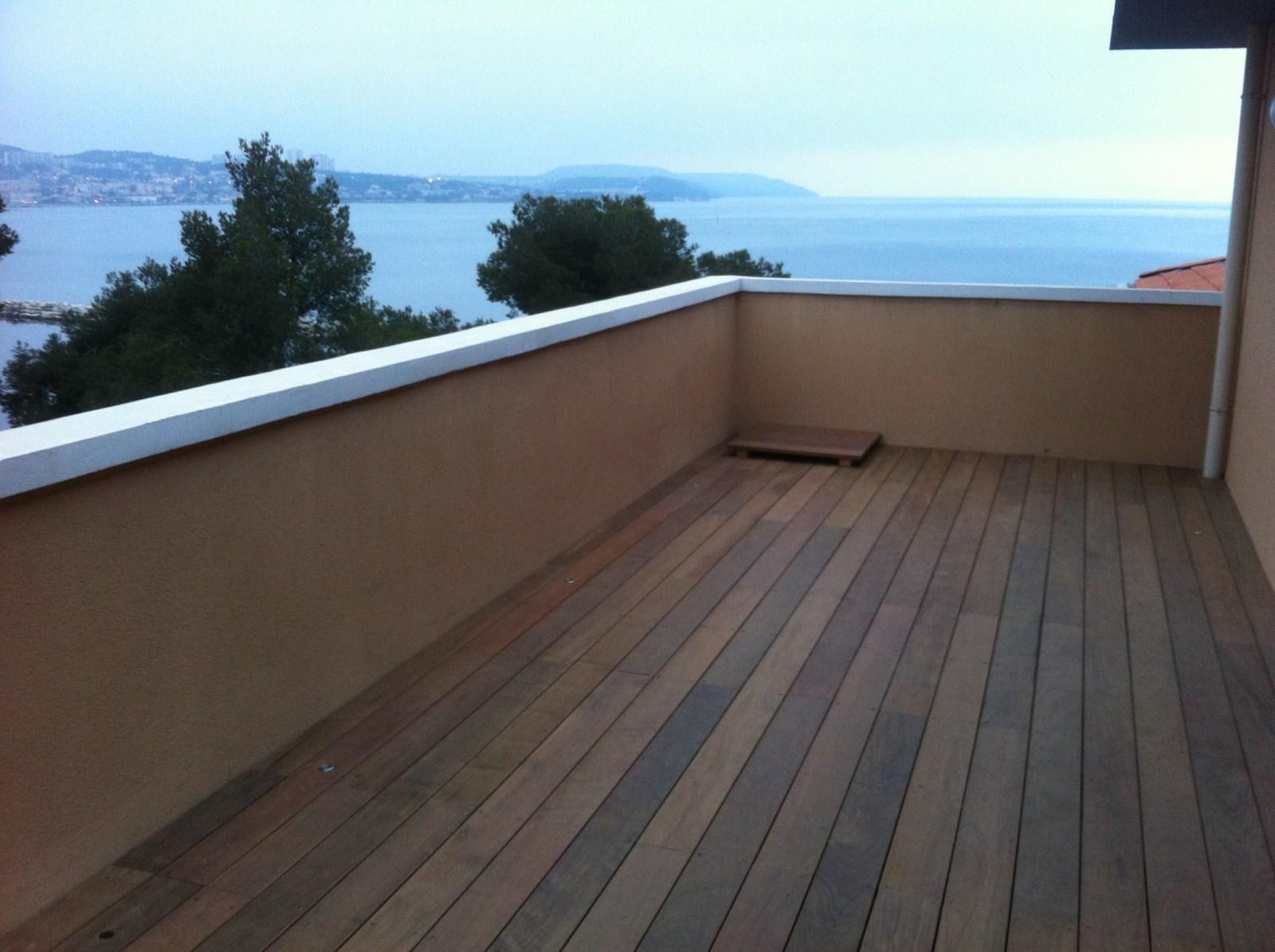 agencement d\'une terrasse en bois exotique ipe à martigues - Les ...