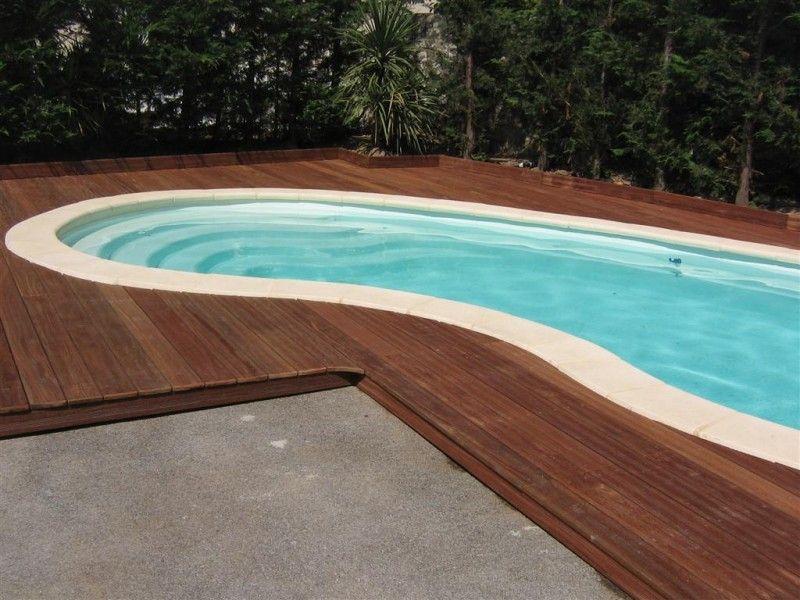 Tour de piscine en bois exotique cumaru marseille 13 les terrasses du bois - Tour de piscine en bois ...
